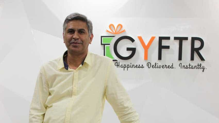 Gift cards are the new accessible currency, says GyFTR CEO Arvind Prabhakar
