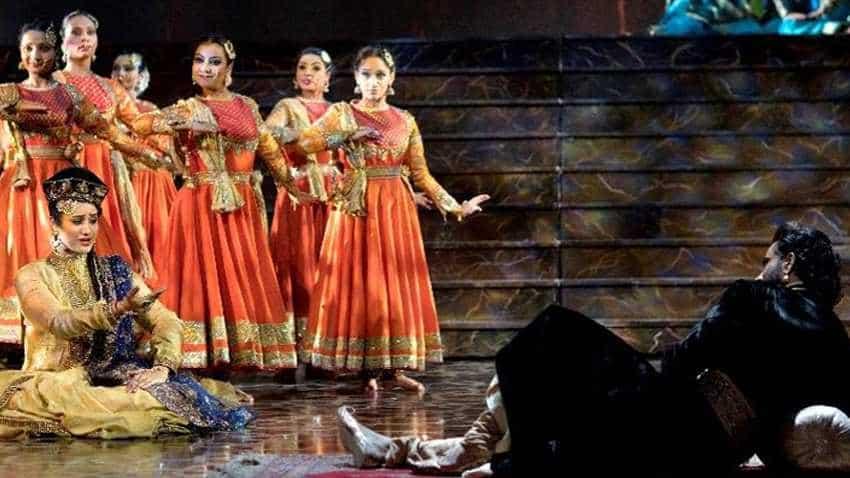 Mughal-e-Azam returns to dazzle: Anarkali-Salim's love saga gets new dose of creativity, plenty of funds