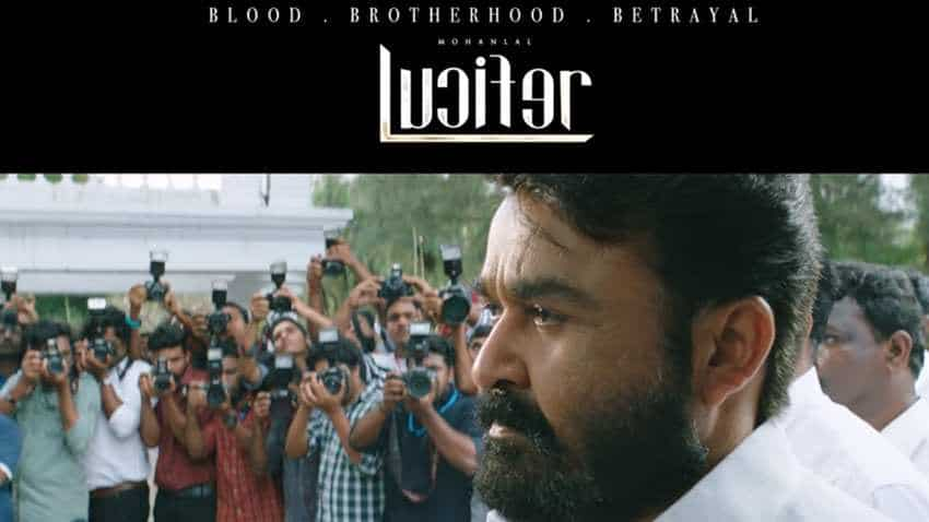 Lucifer Box Office Collection: Superstar Mohanlal shatters breaks all previous records, sets BO on fire
