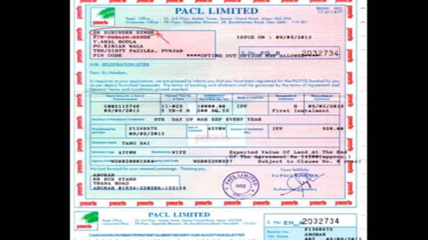 PACL Refund: Facing problem in filling claim amount application form? Call this helpline number, check  official  website
