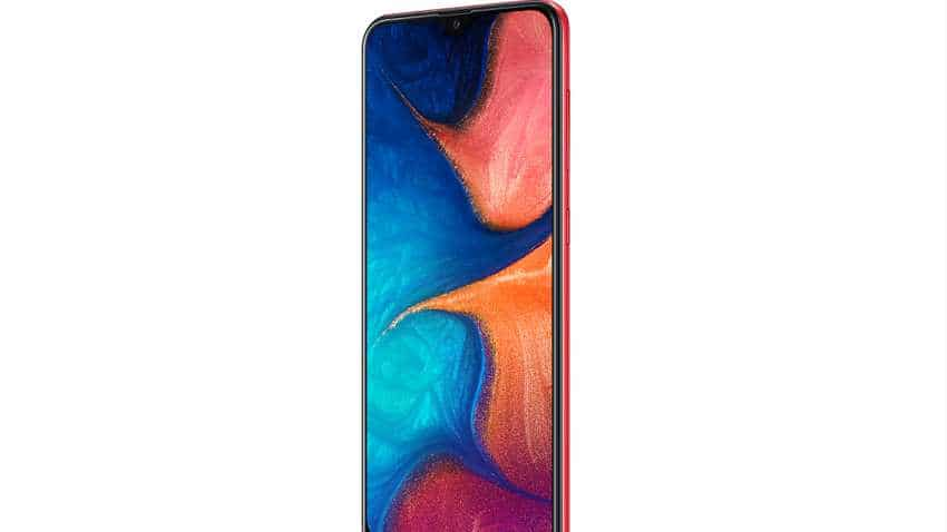 Samsung Galaxy A20 launched in India at Rs 12,490: Is it a disruptor?