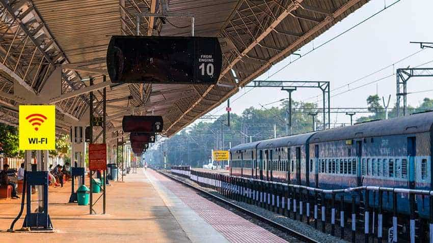 Impressive! Indian Railways adds 500 more stations to free WiFi list in just 7 days