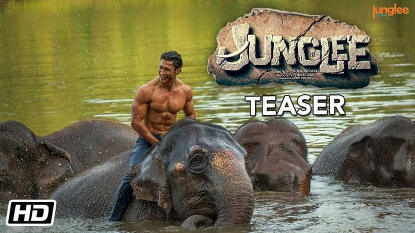 Junglee box office collection: Check what Vidyut Jammwal starrer earned so far