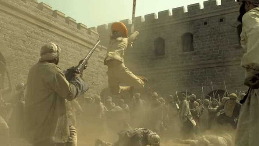Kesari box office collection: Akshay Kumar starrer heads towards Rs 150-crore mark