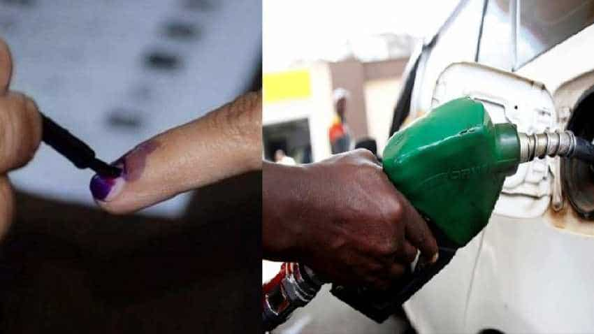 Vote and get discount on buying up to 20 litres petrol, diesel