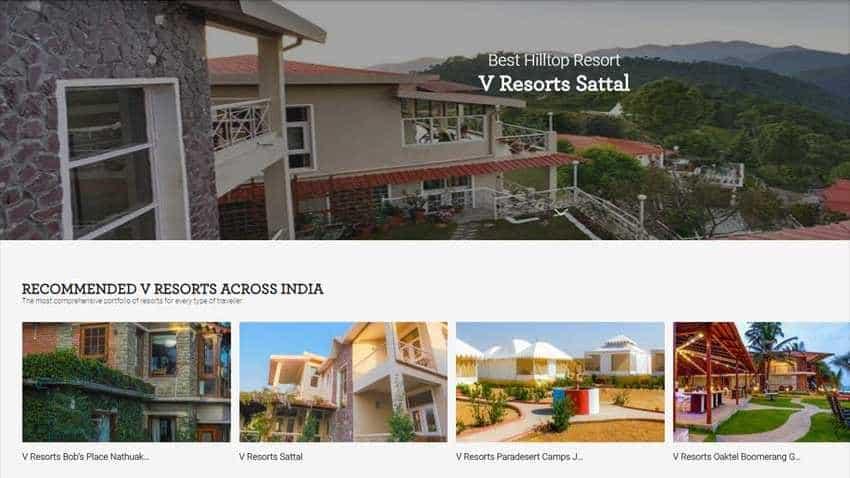 Leisure hospitality startup V Resorts raises $10 million in fresh series of funding; plans overseas expansion