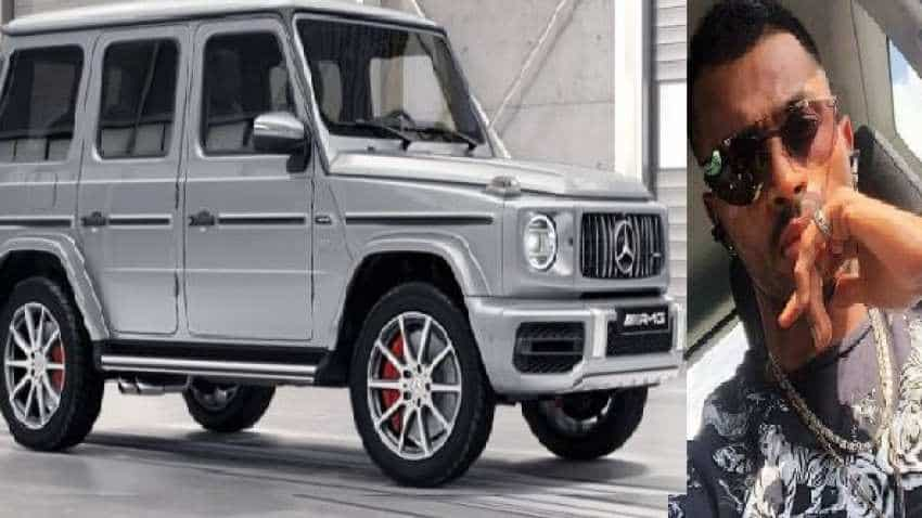 Hardik Pandya buys Mercedes-AMG G63 SUV worth Rs 2.19 crore: This is what makes this swanky car special
