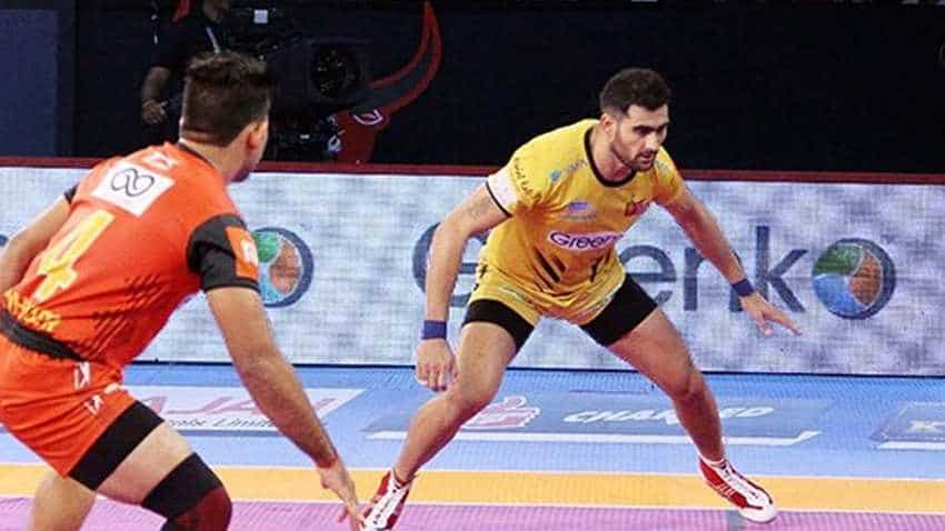 Pro Kabaddi League auction 2019: Full list of players sold on day 1