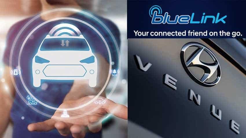 Hyundai Blue Link >> Explained Hyundai Venue Bluelink Technology What It Is