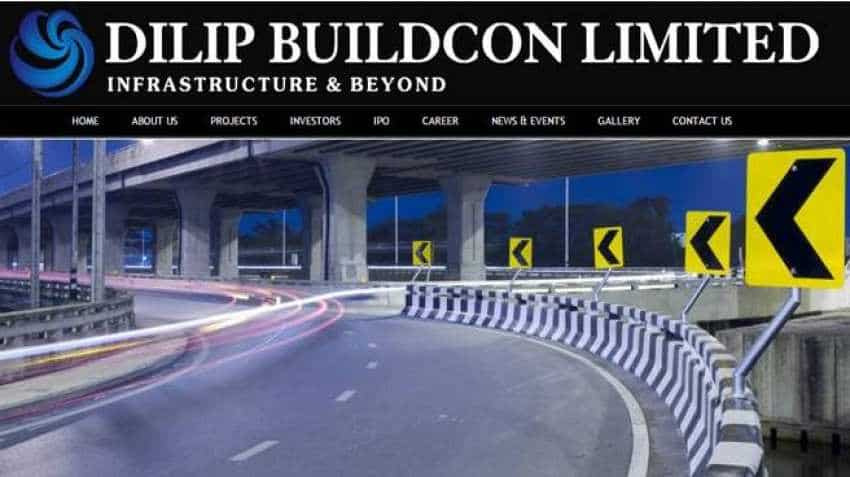 Shares to buy: Stock market experts bullish on Dilip Buildcon, predict 35% gains in 6 months - Details for investors