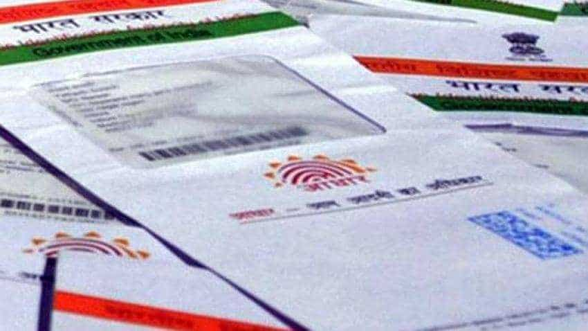 Is your Aadhaar card linked with bank account or not? Here's how to check your status!