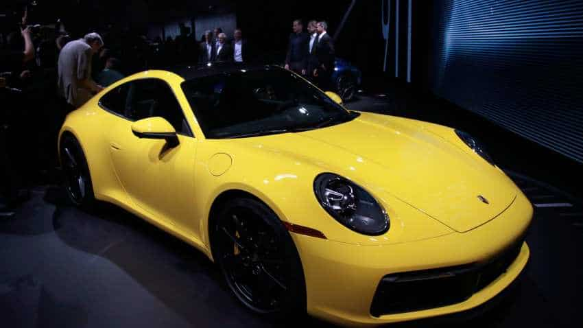 Porsche launches 911 range in India priced at Rs 1.82 cr: All you need to know