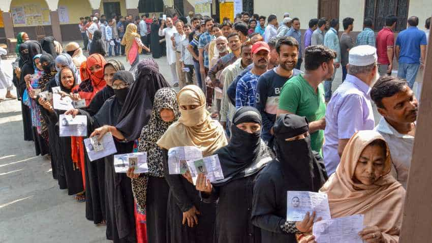 Lok Sabha elections 2019: Voters turn out in large numbers to elect 91 MPs in 1st phase; 2 killed in Andhra Pradesh
