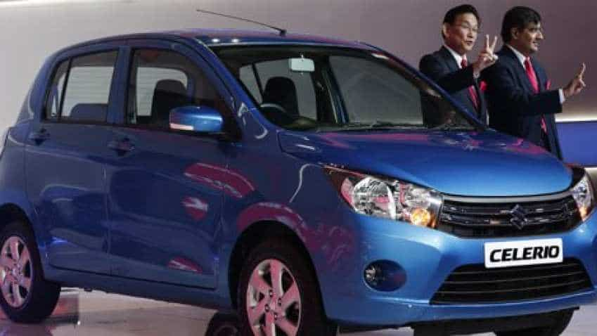 Maruti Celerio crosses 1 lakh annual sales mark in FY'19