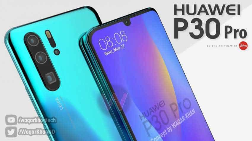 Huawei P30 Pro goes on sale today at Amazon India: Check price, features, offers, discounts