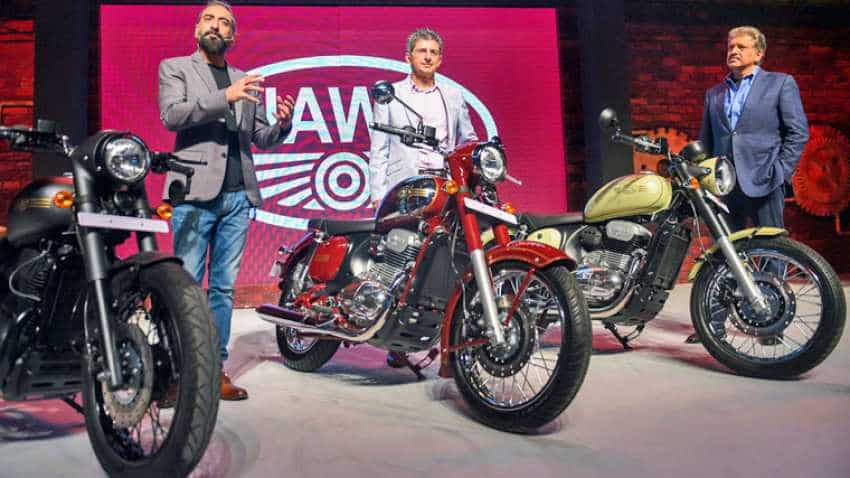 Jawa Motorcycle brand is now 100-dealership strong!