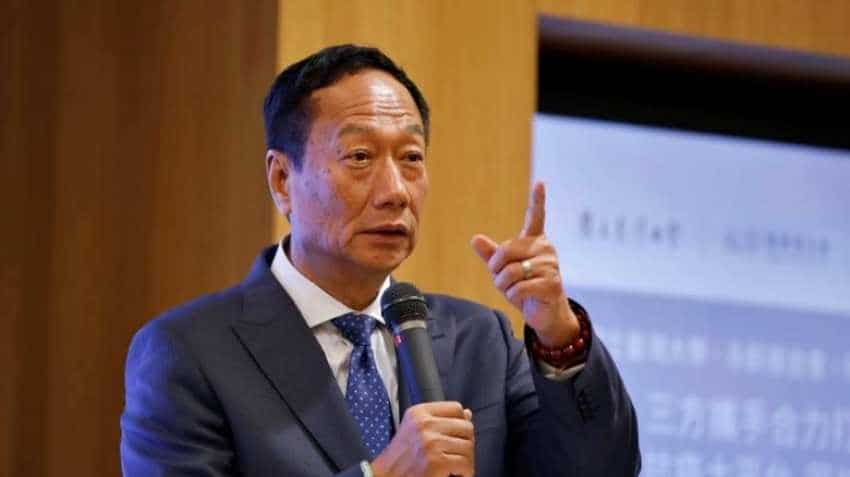Foxconn's Gou says may run for Taiwan president, step back from daily business