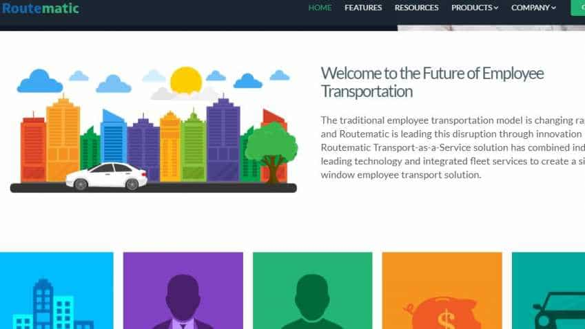 Transport solutions company Routematic raises $2.5 Million in Pre Series A round