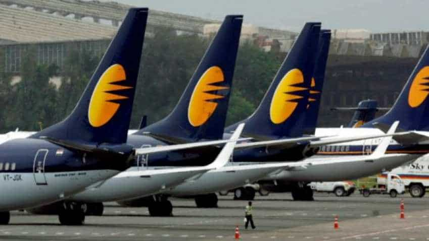 Jet Airways shares plunge 34% as airline suspends all operations
