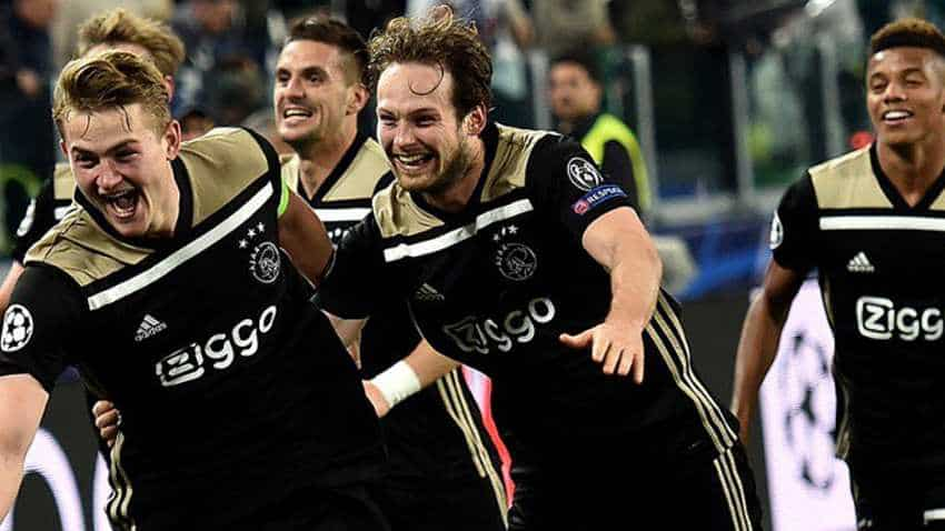 Cristiano Ronaldo money value marred? Ajax team that beat Juventus costs just half of amount paid for ex Real Madrid star