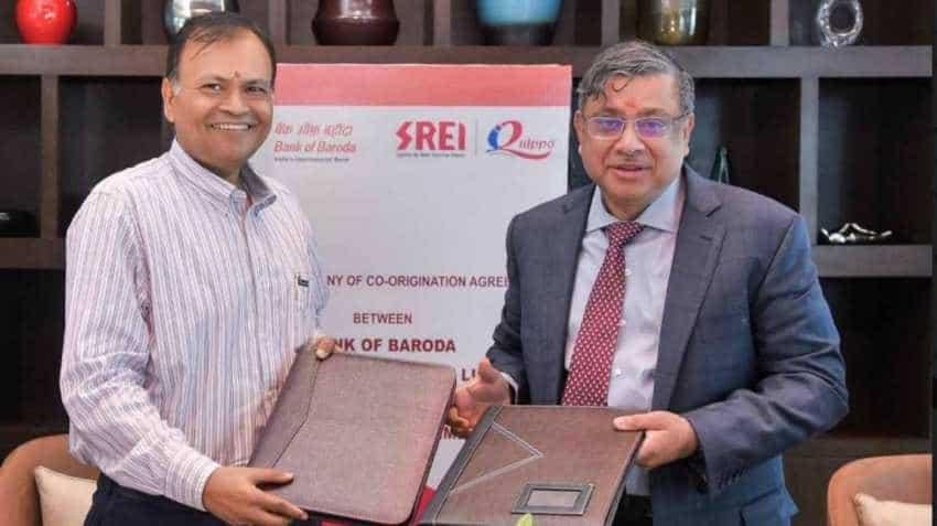 Srei Equipment Finance, Bank of Baroda to co-lend through iQuippo platform