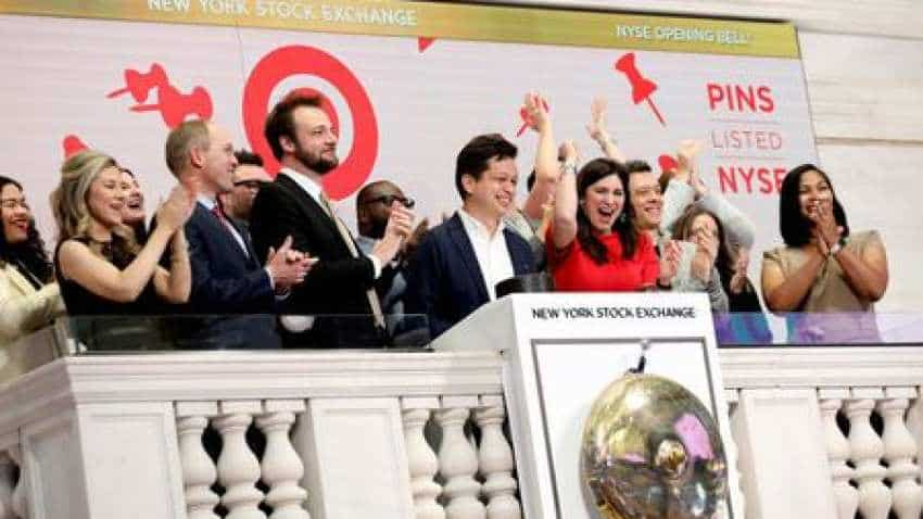 Global Markets: Pinterest shares rise 25 pct on debut at Wall Street