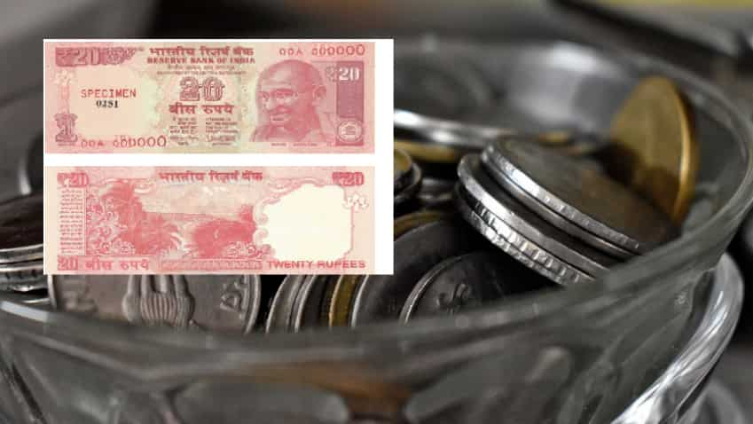 New Rs 20 notes, coins are the next big thing in Indian currency chest - All you need to know