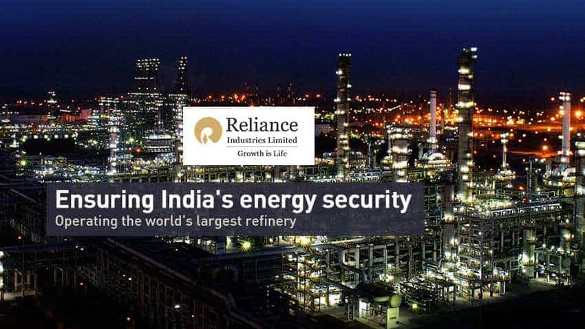 Reliance to start gas production from R-Cluster in 2nd half of FY21