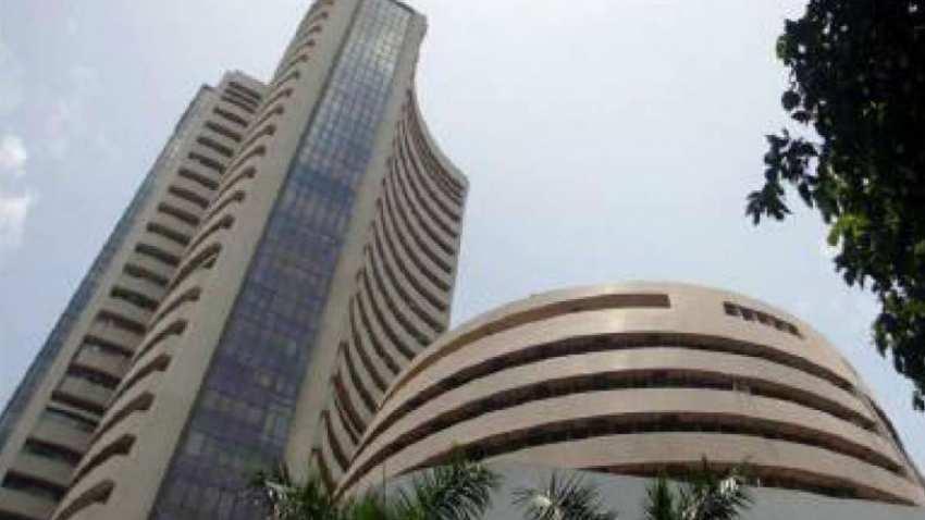 Sensex cracks over 300 pts; Nifty below 11,700