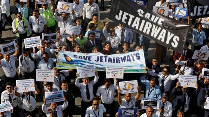 Jet Airways employees' union asks DGCA to stop allocation of slots to other airlines