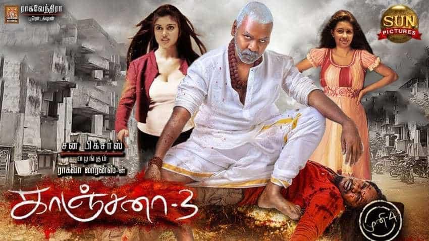 Kanchana 3 Box office Collection Report: Raghava Lawrence starrer film beats Kalank, Jersey