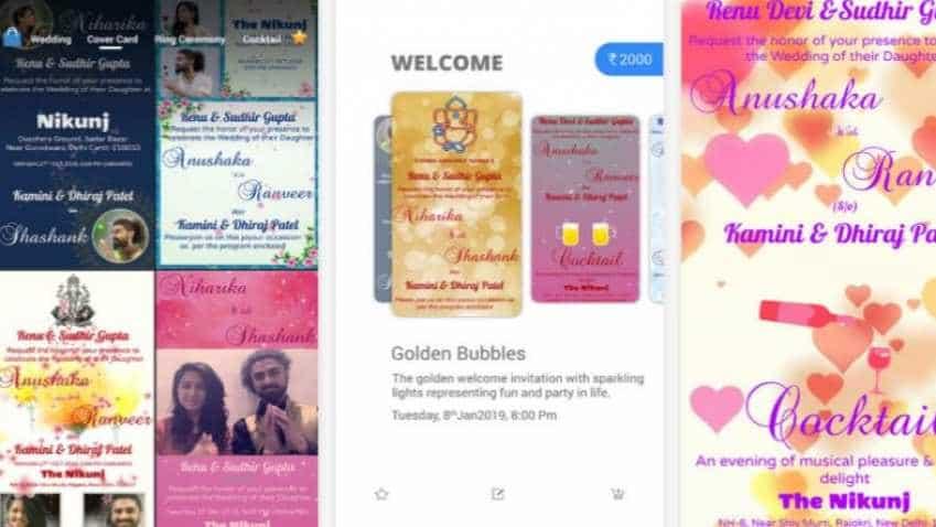 GIFKaro, InviteKaro! Innovative wedding invitation platform - This startup helps save paper