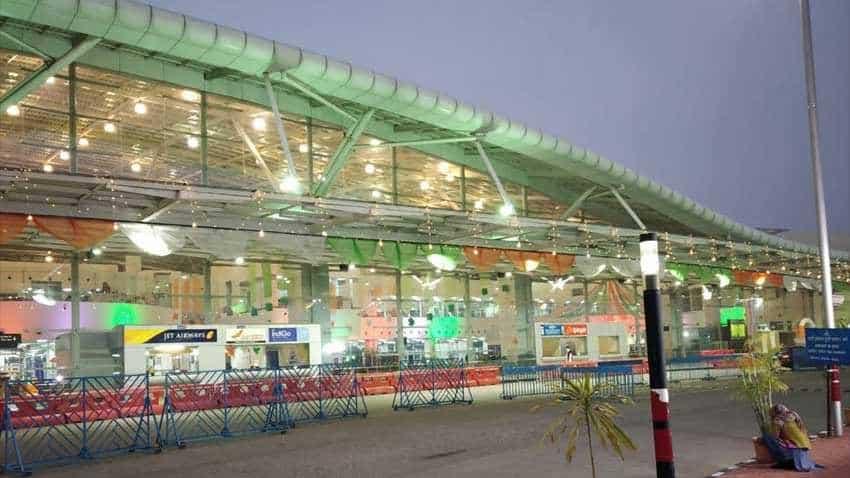 Good news! No charge at Bhopal Raja Bhoj Airport for pick and drop vehicles