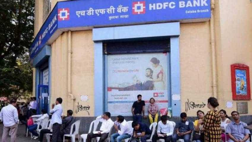 Stock Market tip: HDFC Bank shares to buy for 20 pct gains in 12 months, say share bazaar experts