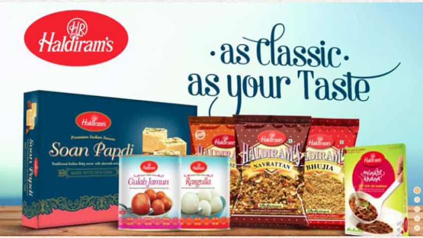 Haldiram's invests in Venture Catalysts, aims to push packaged goods startups