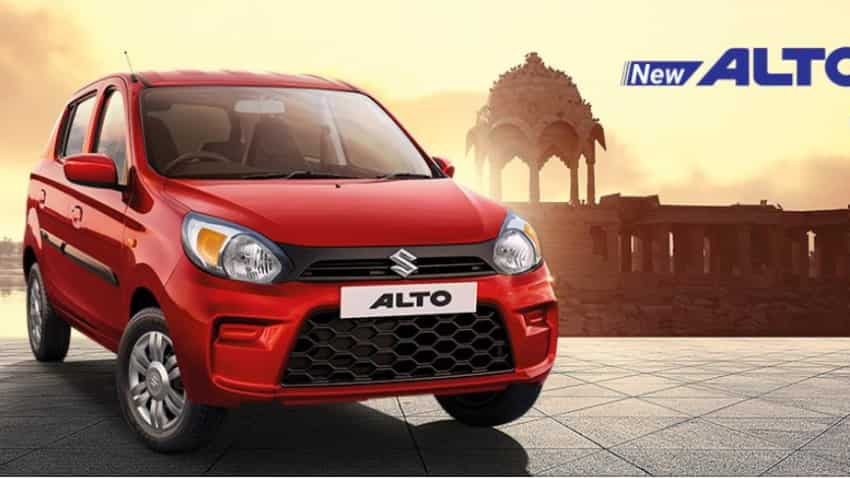Maruti Suzuki launches new Alto, this is how stock market reacted; should you buy shares?