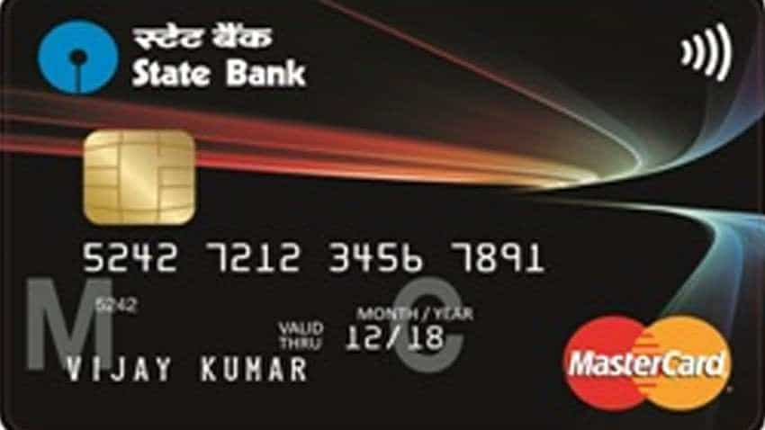 state bank of india maestro debit card expiry date