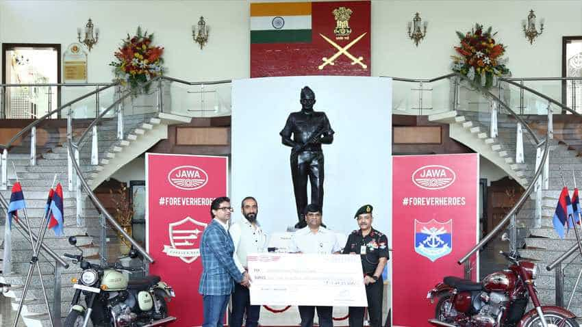 #ForeverHeroes: How Jawa Motorcycles is helping children of brave martyrs