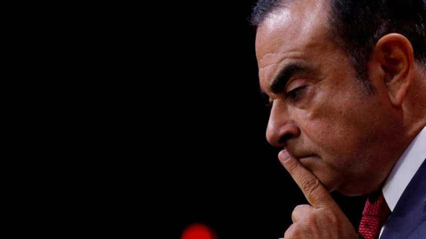 Ex-Nissan boss Carlos Ghosn granted $4.5 million bail, with curbs on contacting wife