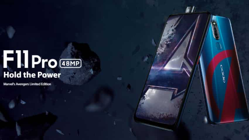 OPPO launches F11 Pro Marvels Avengers Limited Edition at Rs 27,990