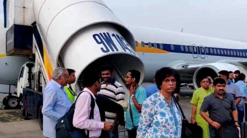 Foreign carriers aim to scoop up about 1 million passengers as Jet Airways crumbles