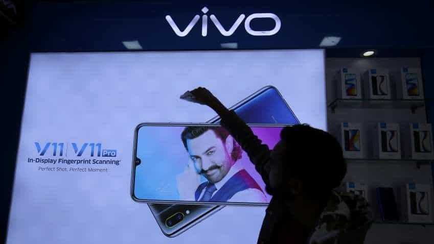 Vivo clocks 119% growth in Indian market in Q1