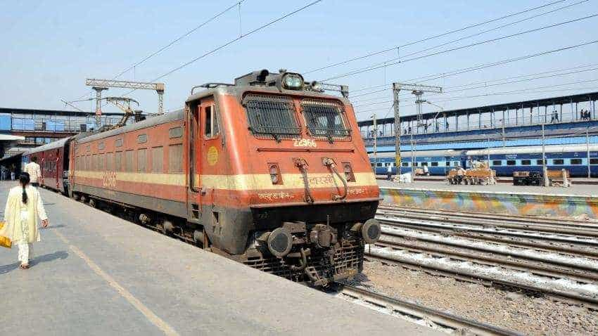Train services on Barrackpore-Naihati section of Eastern Railway's Sealdah Division disrupted