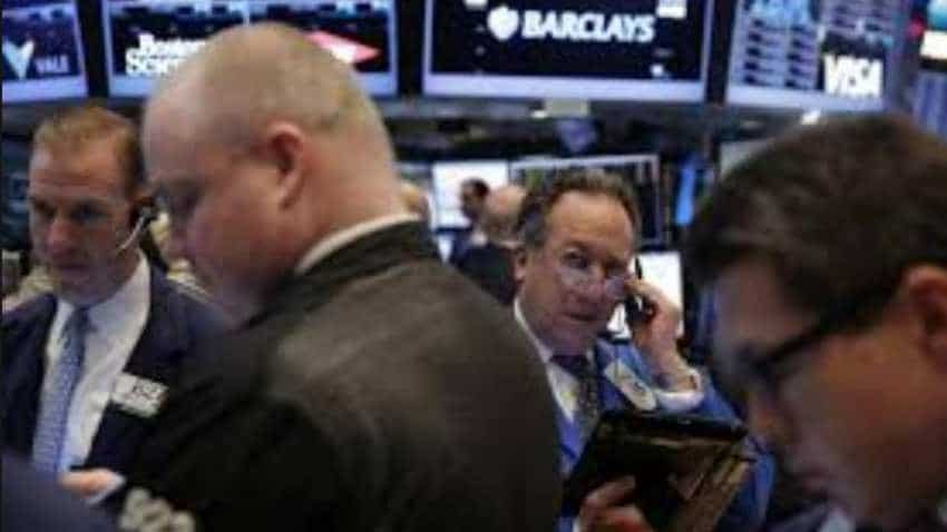 Global stock markets edge higher in wake of US GDP data, dollar eases