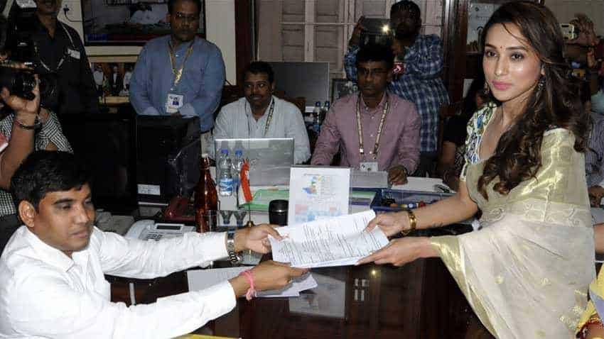 Lok Sabha elections 2019: Actress Mimi Chakraborty declares Rs 2.43 cr assets
