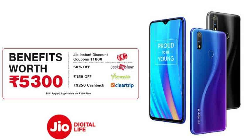 Jio Realme Youth Offer: Get benefits worth Rs 5300 on Realme 3 Pro, other smartphones