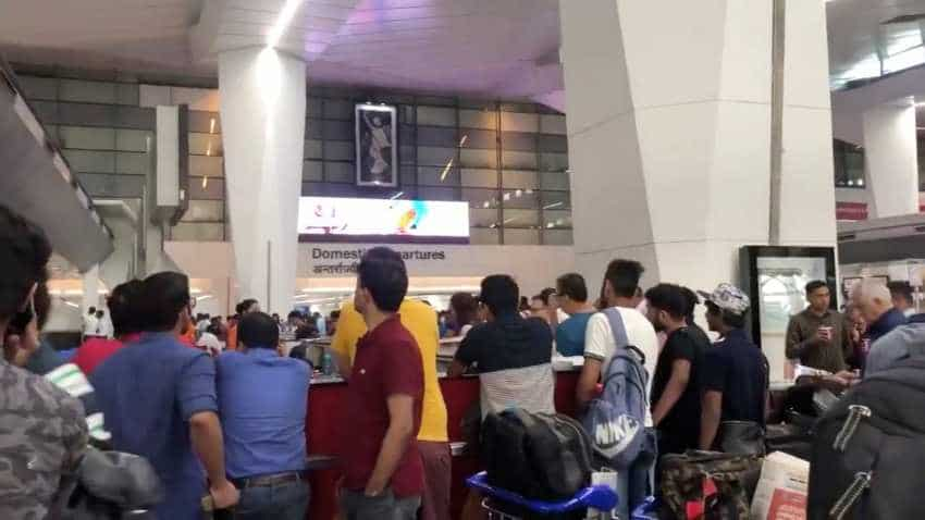 Chaos as glitch delays 149 Air India flights