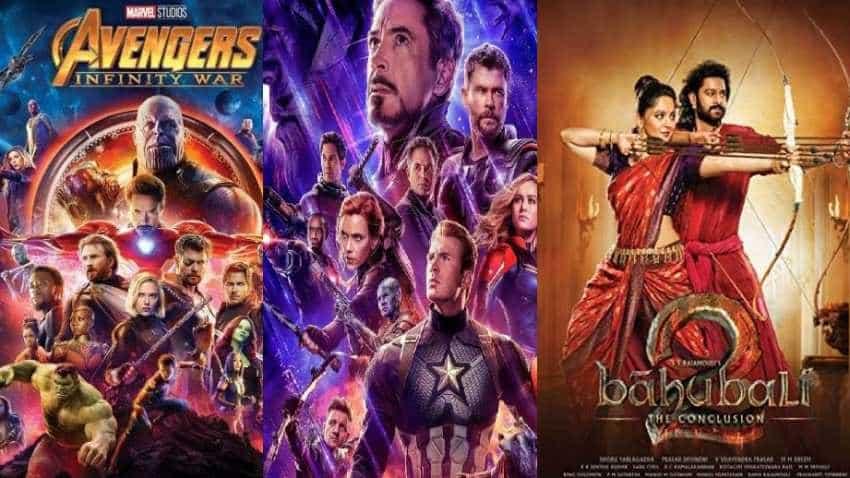 Avengers Endgame Box Office Collection vs Avengers Infinity