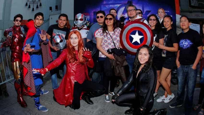 'Avengers: Endgame' crushes box office records in $1.2 billion global debut