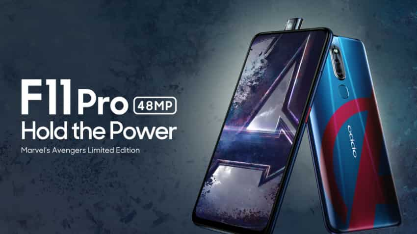 OPPO F11 Pro Marvel's Avengers edition goes on sale
